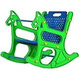 Wonderkart Ajanta Baby Rocking Chair (Green)