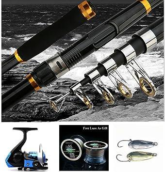 1bb izquierda//derecha intercambiable/ bntteam LED luz carretes de pesca luminoso metal Spinning Carretes Pesca Rueda 10/ /Se/ñuelo de pesca nocturna Gear 2000
