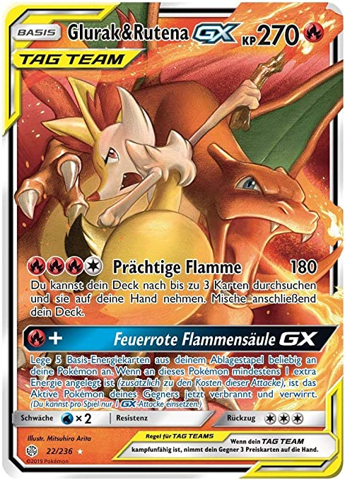 Pokemon Karten 2 Liga Kampf Decks Reshiram /& Glurak-GX Pikachu /& Zekrom-GX DE Deutsch Exklusive GRATIS Gru/ßkarte