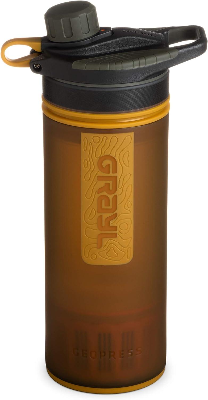 GRAYL Geopress 24 oz Water Purifier for Global Travel