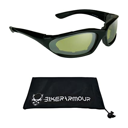 8170c2f4596 Image Unavailable. Image not available for. Color  Anti Glare Night Vision Motorcycle  Glasses ...
