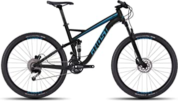 Ghost Kato FS 2 27.5R - Bicicleta de montaña (suspensión completa ...