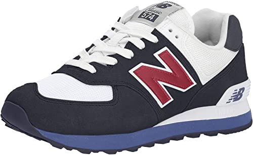 new balance 574 v2 uomo blu