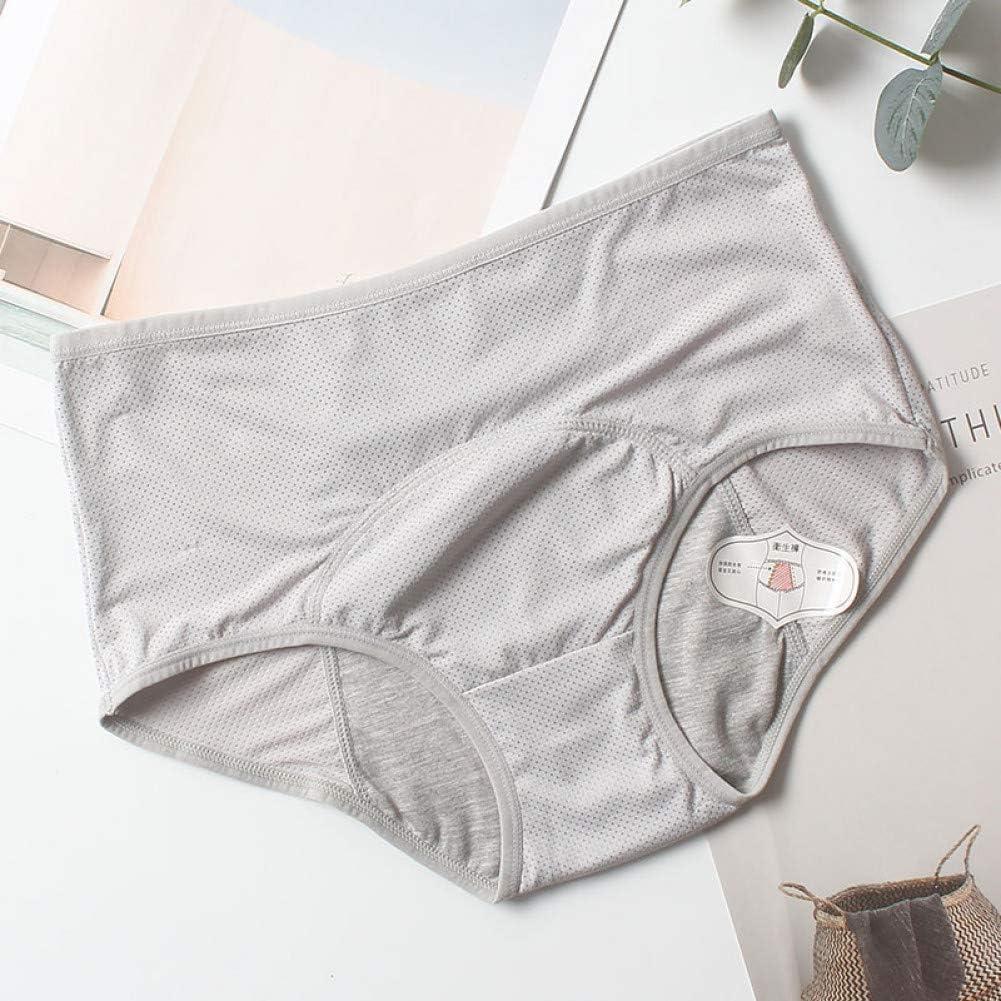 EHSEDF Mutande Mutandine Fisiologiche Pantaloncini Senza Cuciture di Cotone da Donna
