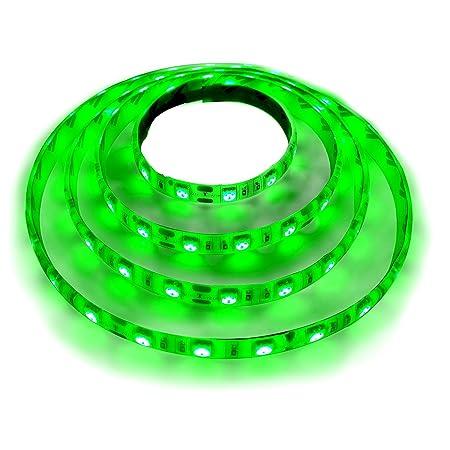 Review Green LED Flexible Strip