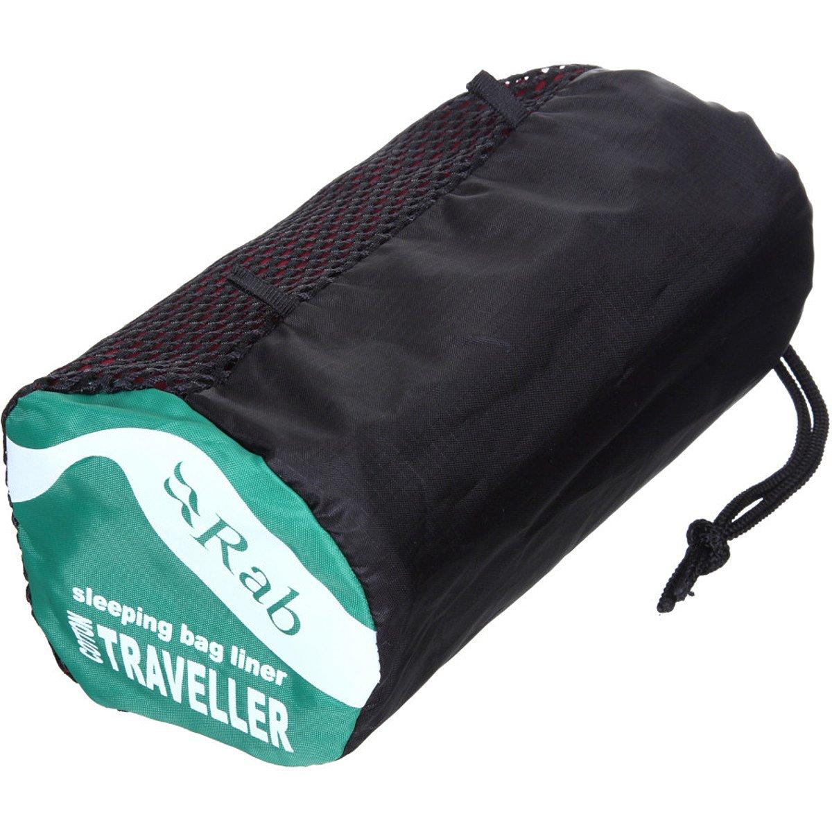 RAB Schlafsack Inlett Standard - Sábana para saco de dormir, talla 185 x 92 x 92 cm: Amazon.es: Deportes y aire libre