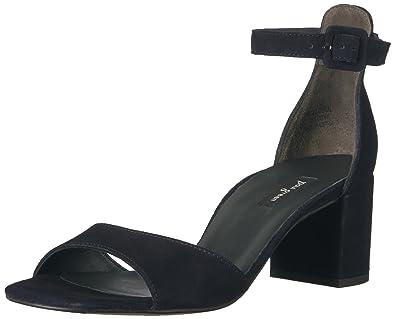21d6fa1a457 Paul Green Women's Lonnie Heel Dress Sandal