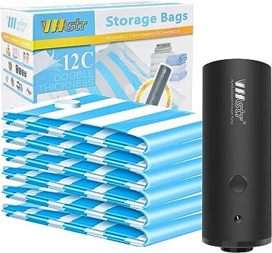 Amazon.com: VMSTR Jumbo Bolsas de almacenamiento al vacío ...
