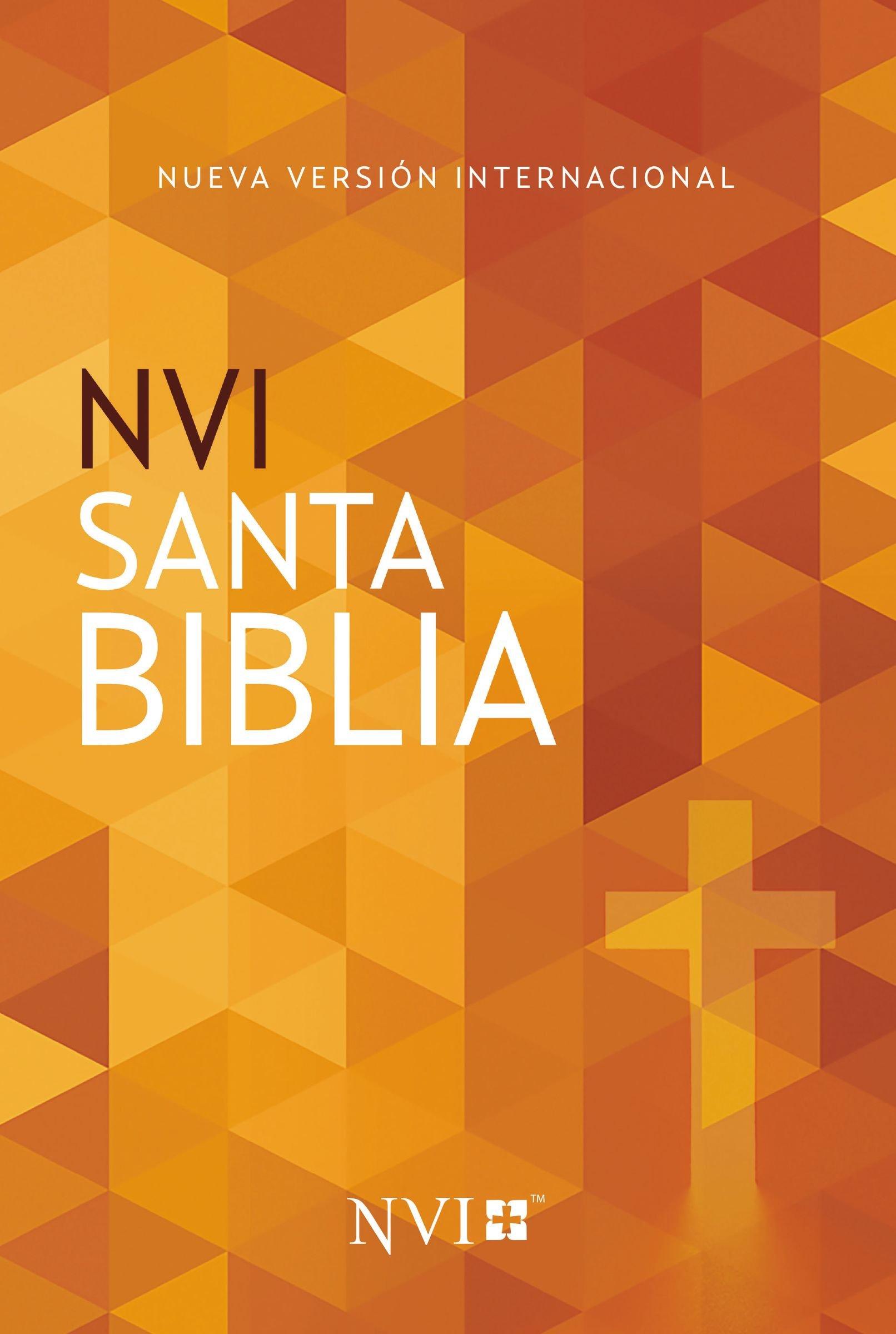 Download Santa Biblia NVI, Edición Misionera, Cruz, Rústica (Spanish Edition) pdf epub