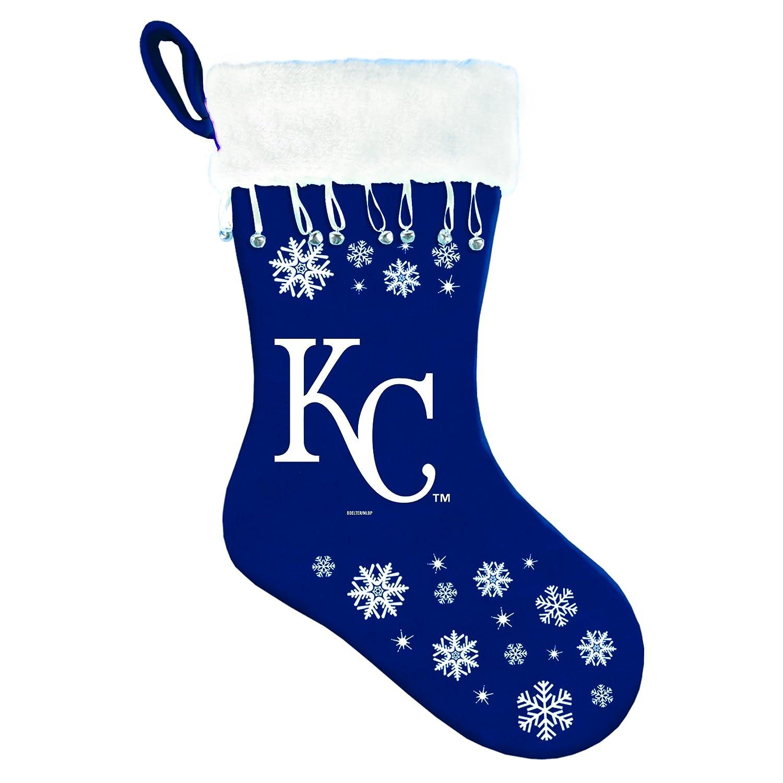 Topperscot by Boelter Brands MLB Atlanta Braves Snowflake Stocking