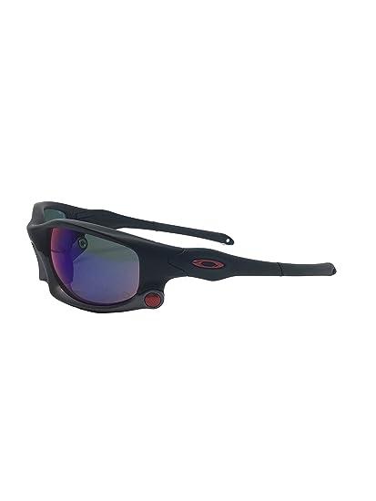 amazon com oakley split jacket sunglasses men s eyewear 0000 rh amazon com