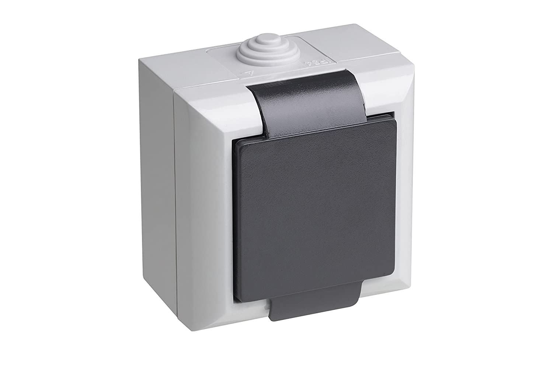 Meister 7417010 - Caja de enchufe