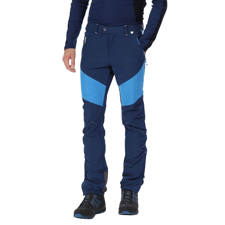 Prussian Oxford bleu Taille  36  Regatta Mountain Active Stretch Water Repellent Durable en marchant & Hiking Trousers Pantalon Homme