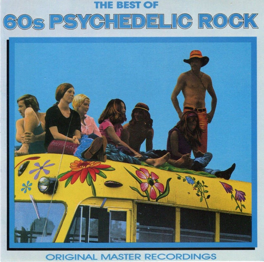 Best Of 60s Psychedelic Rock