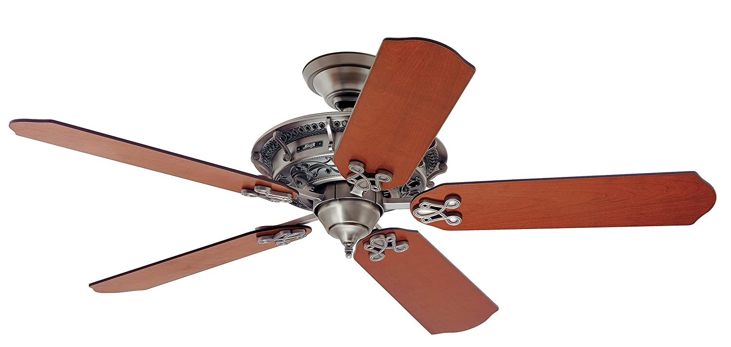 Hunter 21403 jackson square fan antique pewter traditional hunter 21403 jackson square fan antique pewter traditional ceiling fan 54 amazon mozeypictures Image collections