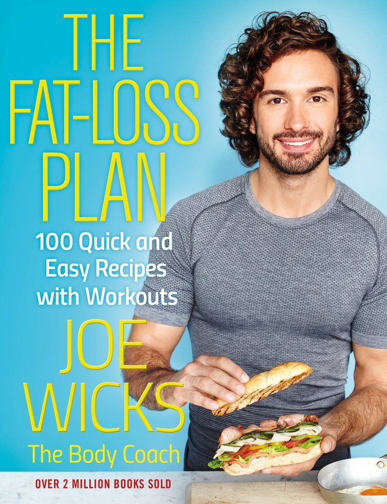 The Fat Loss Plan 100 Quick And Easy Recipes With Workouts Wicks Joe 9781509836079 Amazon Com Books