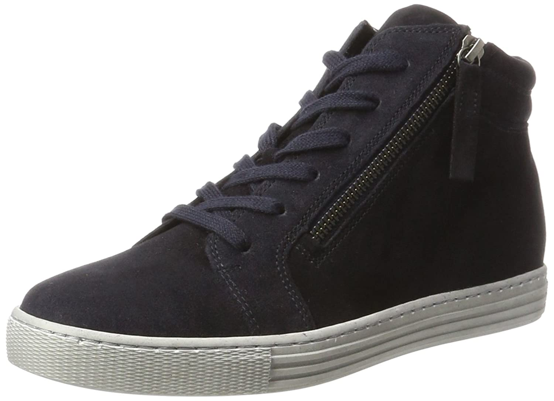 Gabor Shoes Comfort Basic, Derbys Derbys Basic, Femme Bleu (36 Nightblue Gabor Micro) 4957683 - epictionpvp.space