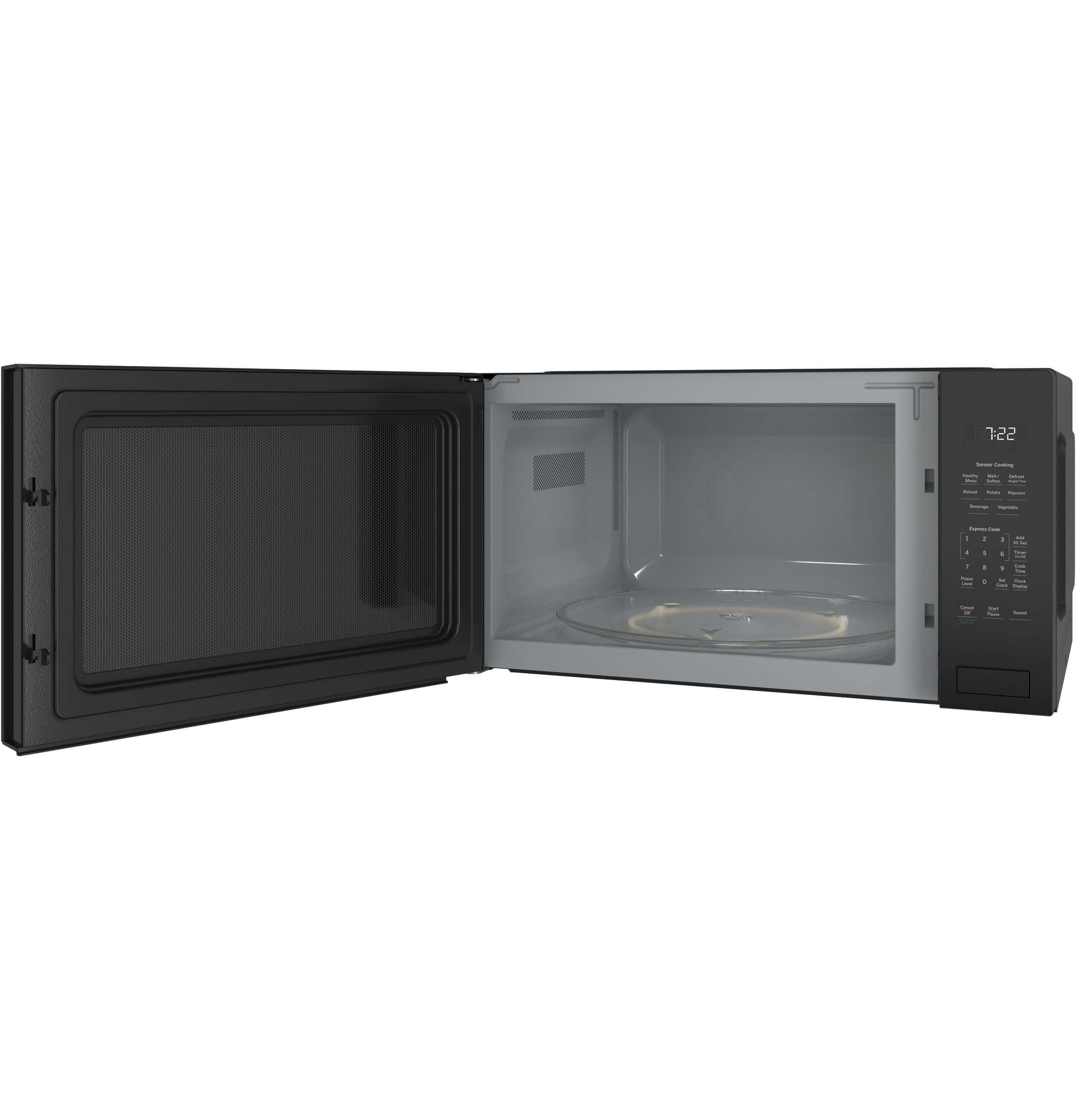 GE PEB7227DLBB Microwave Oven by GE (Image #3)
