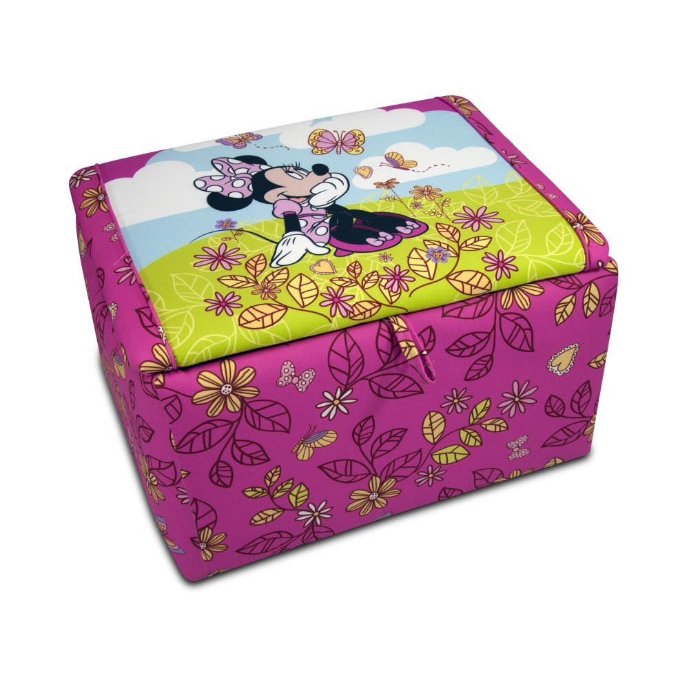 Disney's Minnie Mouse Cuddly Cuties Storage Box
