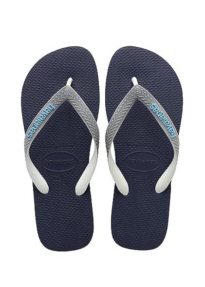Havaianas Men's Top Mix Flip Flops Blue
