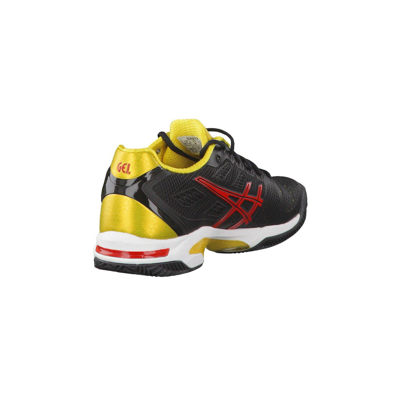 Asics - Zapatillas de Tenis para Hombre Negro Negro: Amazon.es ...