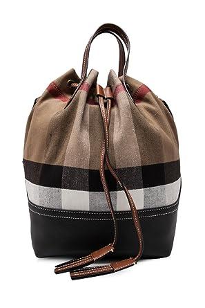 bucket bag burberry