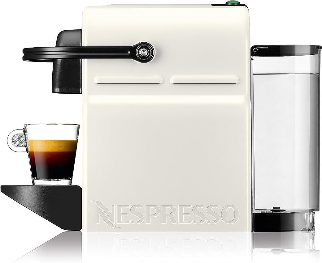 Krups Nespresso Inissia XN1001 - Cafetera exprees monodosis de cápsulas