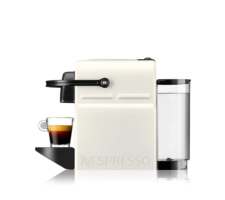 Nespresso Krups Inissia XN1005 apagado autom/ático color rojo Cafetera monodosis de c/ápsulas Nespresso 19 bares