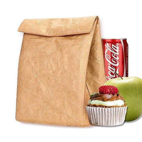 Bolsa de almuerzo ecológica, caja de almuerzo Tyvek para ...