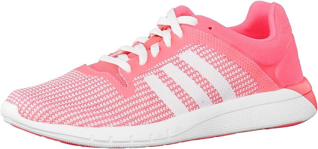 adidas - Zapatillas de Tela para niña, Color Rosa, Talla: adidas: Amazon.es: Zapatos y complementos
