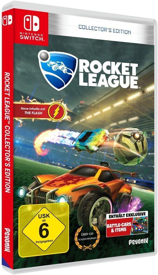 Rocket League Collectors Edition - Nintendo Switch [Importación ...