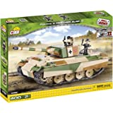 Cobi - 2466 - Small Army World War II - PZKPFW V Panther Ausf. G
