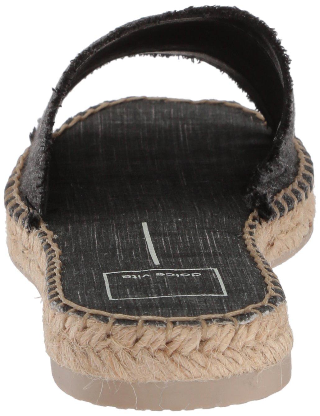 Dolce Vita Women's Bobbi Slide Sandal B077QT1GHX 7 B(M) US|Ash Denim