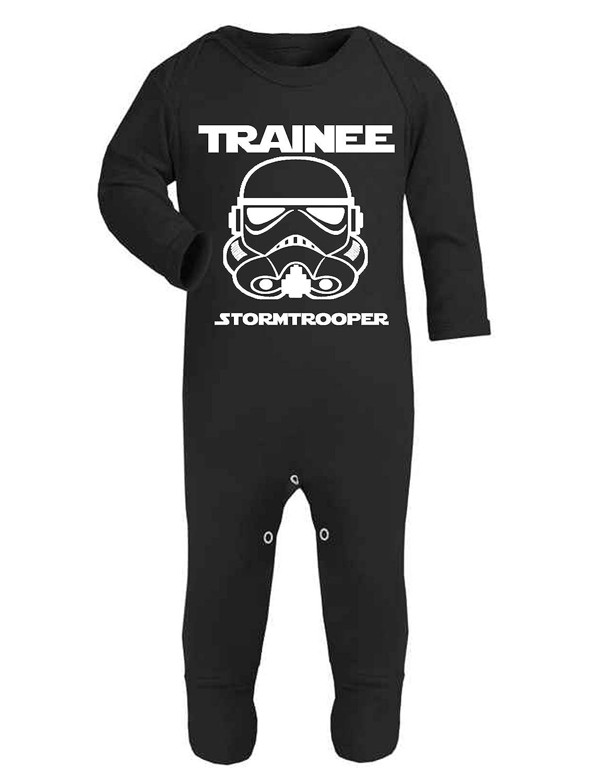 Trainee Stormtrooper Baby Oneise - Traje de dormir para bebé ...