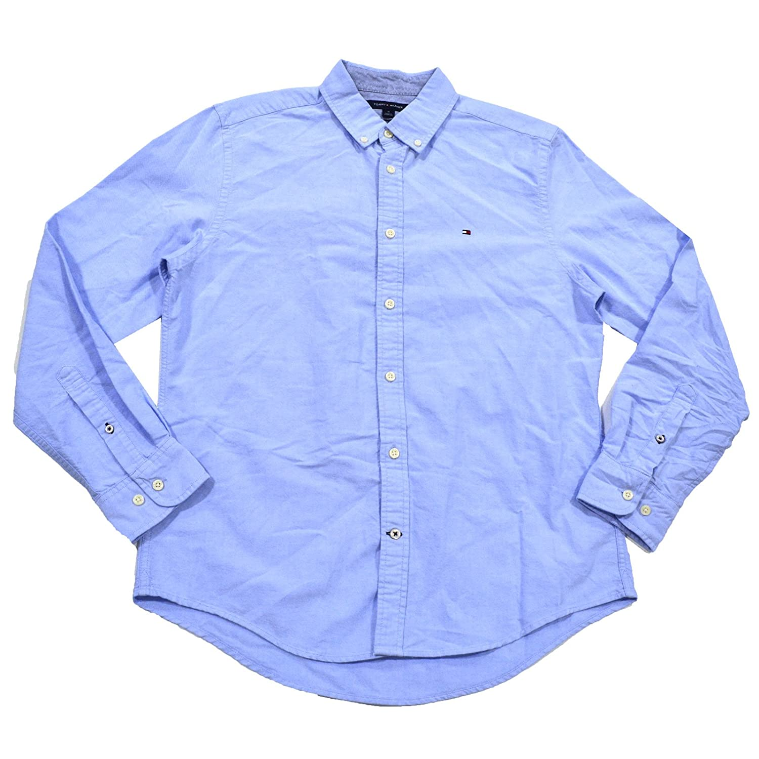 e3af81bd Tommy Hilfiger Mens Custom Fit Oxford Shirt [5KJjO1406230] - $30.99