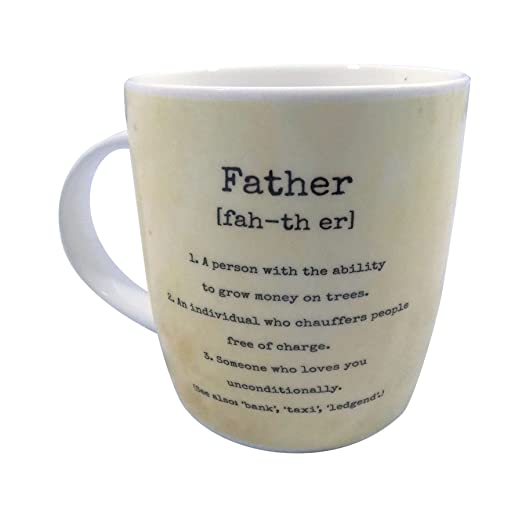 padre Dad Daddy definición China taza apta para microondas ...