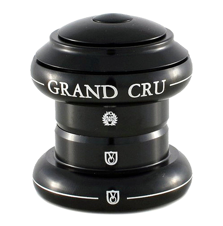 "Velo Orange 1/"" inch Grand Cru threaded headset Black Noir"