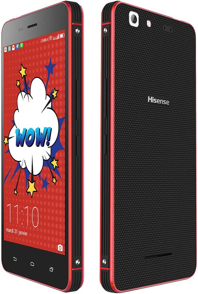 Hisense C30 Rock Lite - Smartphone de 5