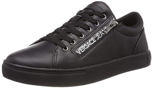 HommeAmazon ShoesChaussures De Versace Couture Jeans Gymnastique wP80Okn