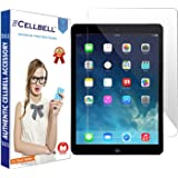 CELLBELL Tempered Glass Screen Protector For Apple iPad Mini/iPad Mini 2 With Installation Kit