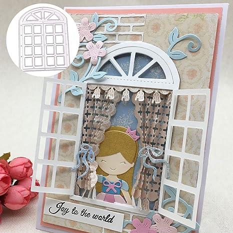 Troqueles Plantillas para scrapbooking, papel fotográfico tarjetas artesanía definen DIY Fabricación regalo de cumpleaños Cutting Esto