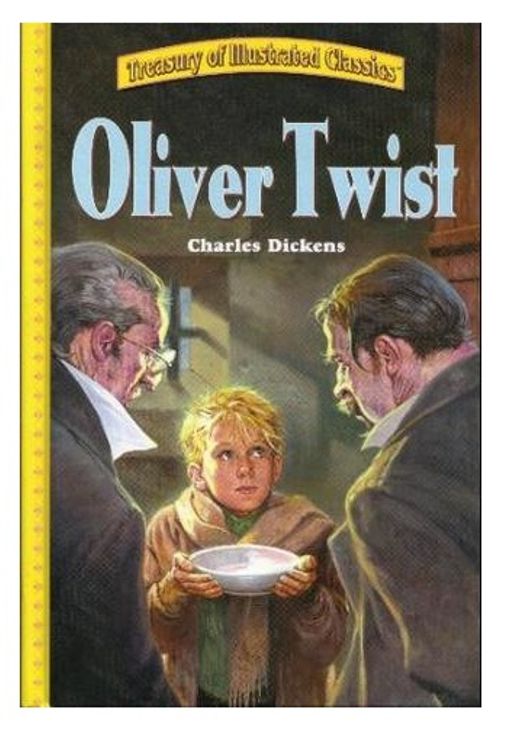 Download Oliver Twist (Treasury of Illustrated Classics) ebook