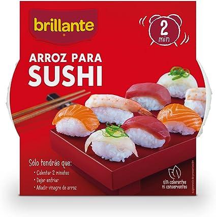 Brillante Sushi 400G - [Pack De 6] - Total 2400 Gr: Amazon.es: Alimentación y bebidas