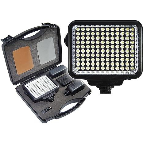 Amazoncom Vidpro K 120 10 Piece Pro Photovideo Led Light Kit