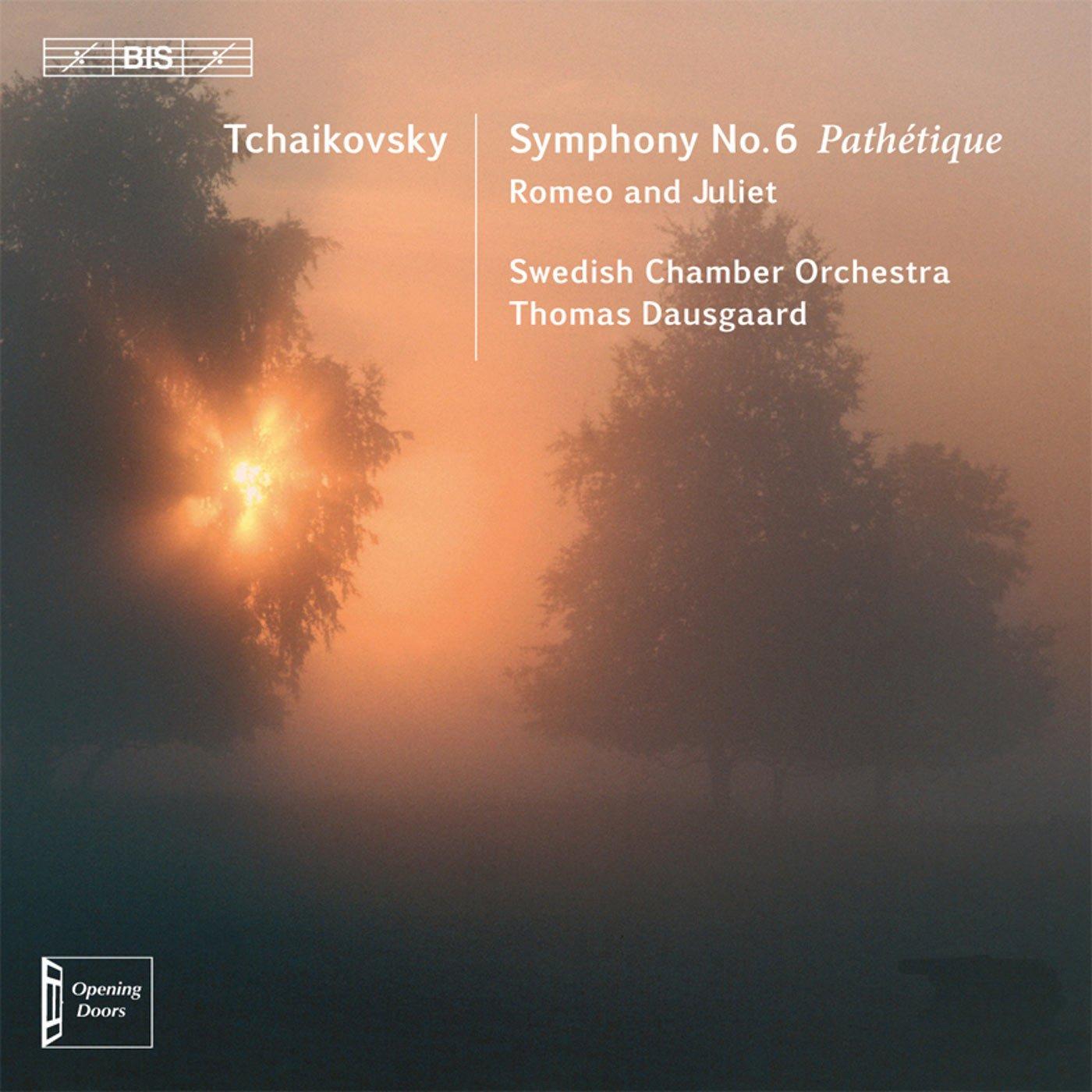 SACD : Thomas Dausgaard - Sym No 6 In B Minor / Pathetique Op 74 (Hybrid SACD)