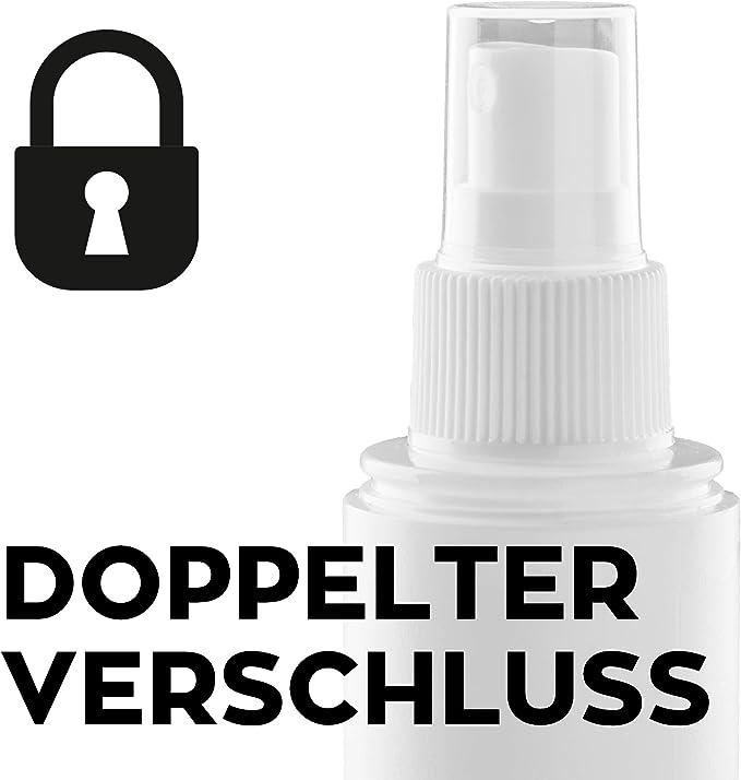 DFNT Deet - Spray antimosquitos para la Piel, 100 ml, protección ...