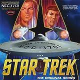 Polar Lights Star Trek TOS Enterprise 50. Anniversary Edition–1: 350Modell Kit