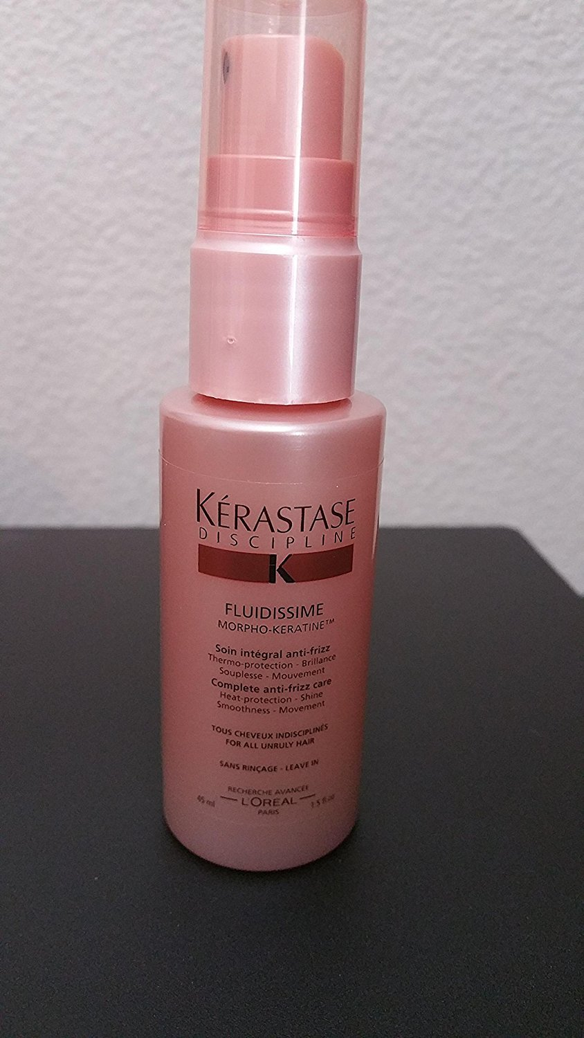 Kerastase Discipline Fluidissime TRAVEL SIZE Complete Anti-Frizz Care Spray for Unisex L`oreal loreal