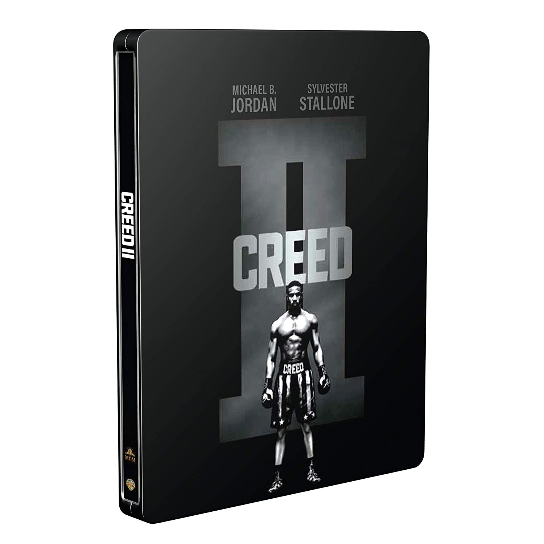 Creed Ii Steelbook Blu Ray Sylvester Stallone Tessa