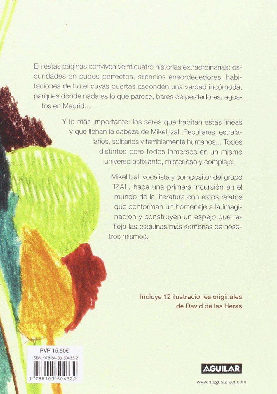 Los seres que me llenan (Verso&Cuento): Amazon.es: Mikel Izal: Libros